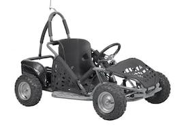 Hecht 54812 Silver Quad Gokart Akumulatorowy Elektro Quad Buggy Samochód Auto Jeździk Pojazd