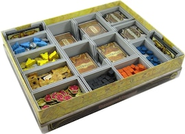 Folded Space - Lords of Waterdeep - Insert