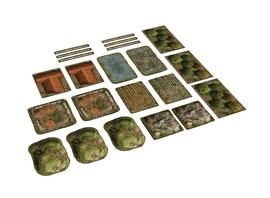 2D Terrain Tournament Set - The 9th Age