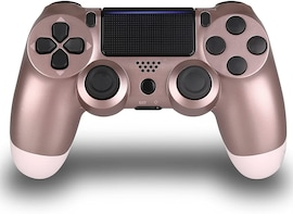 PS4 Controller Shock 4th Bluetooth Wireless Gamepad Joystick Remote Rose Gold
