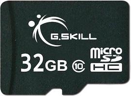 Karta Pamięci G.skill Microsdhc 32 Gb Adapter