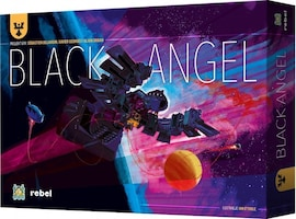 Rebel Gra Black Angel - Edycja polska