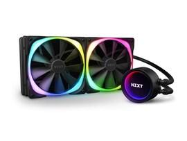 Chłodzenie Wodne Nzxt Kraken X63 280Mm Rgb Podświetlane Wentylatory I Pompa