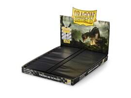 Dragon Shield - 16-Pocket NonGlare - Center Loader Pages
