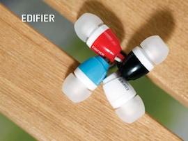 EDIFIER H210 Earbud Blue 1.3m