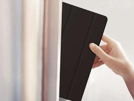Etui Alogy Book Cover do Huawei MatePad T10/ T10s czarne