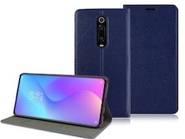 Etui portfel Alogy wallet do Xiaomi Mi 9T/ 9T Pro/ K20/ K20 Pro Granatowe