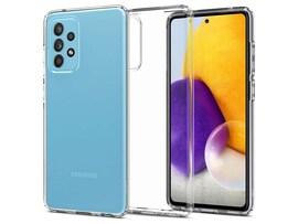 Etui Spigen Liquid Crystal do Samsung Galaxy A52 LTE/ 5G Crystal Clear