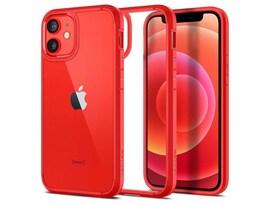 Etui Spigen Ultra Hybrid do Apple iPhone 12 Mini 5.4 Red