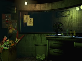Five Nights at Freddy's 3 Steam Gift GLOBAL