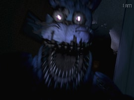 Five Nights at Freddy's 4 Steam Gift EUROPE