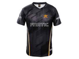 Fnatic Male Player Jersey XL Black
