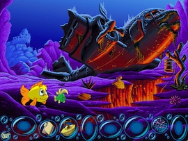 Freddi Fish 3: The Case of the Stolen Conch Shell Steam Key GLOBAL