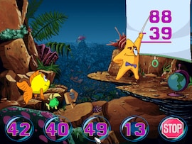 Freddi Fish and The Case of the Missing Kelp Seeds Steam Key GLOBAL
