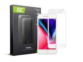 GC® GC Clarity Screen Protector for Apple iPhone 7 8 - White