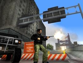 Grand Theft Auto III Steam Key GLOBAL