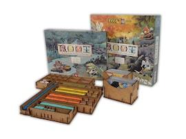 Insert do gry Root + dodatek (e-Raptor) Brown