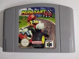 Mario Kart 64 Video Game Cartridge Console Card for Nintendo N64 EU PAL Version English Language Gaming