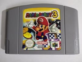 Mario Party 3 Video Game Cartridge Console Card for Nintendo N64 EU PAL Version English Language Gaming Gaming