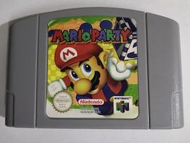 Mario Party Video Game Cartridge Console Card for Nintendo N64 EU PAL Version English Language Gaming