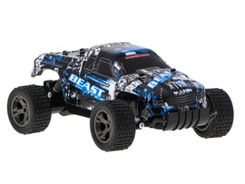 Samochód RC Rock Crawler Climbing 1:18 niebieski