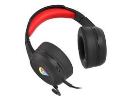 Słuchawki nauszne Genesis Neon 200 RGB Black