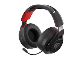 Słuchawki nauszne Genesis Selen 400 bezprzewodowe Black