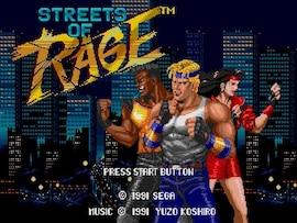 Streets of Rage Steam Key GLOBAL