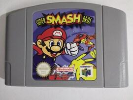 Super SMASH BROS Video Game Cartridge Console Card for Nintendo N64 EU PAL Version English Language Gaming