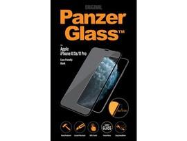 Szkło Hartowane Panzerglass Do Iphone X/Xs/11 Pro Czarny Do Etui