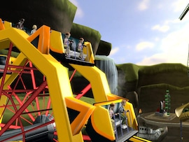 Thrillville: Off the Rails Steam Key GLOBAL