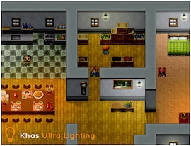 RPG Maker VX Ace - KHAS Ultra Lighting Script PC Steam Key GLOBAL