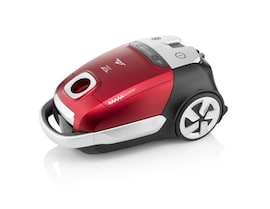Eta Vacuum Cleaner Adagio Bagged, Red, 800 W, 4.5 L, A, A, A, A, 66 Db, Hepa Filtration System, 230