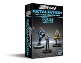 Infinity - CodeOne: Dire Foes Mission Pack Alpha: Retaliation Convention