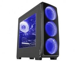 Gaming PC Intel Core i5-10400F / MSI GeForce GTX 1050 TI 4GB DDR5 / 240GB SSD / 8GB DDR4 / WIN 10 PRO