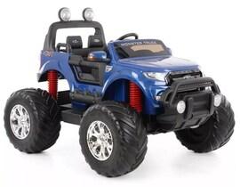 Hecht Ford Ranger Monster Truck Blue Samochód Terenowy Elektryczny Akumulatorowy Auto Jeździk Pojazd