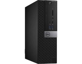 Komputer stacjonarny Dell Optiplex 5040 SFF i5 - 6500 / 16GB / 480 GB SSD / Klasa A