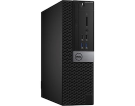 Komputer stacjonarny Dell Optiplex 5040 SFF i5 - 6500 / 8GB / 120 GB SSD / Klasa A