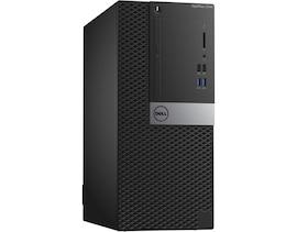 Komputer stacjonarny Dell Optiplex 7040 MT i7 - 6700T / 8GB / 250 GB HDD / Klasa A