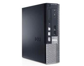 Komputer stacjonarny Dell Optiplex 9020 USFF i5 - 4 generacji / 4 GB DDR3 / 240 GB SSD / KLASA A