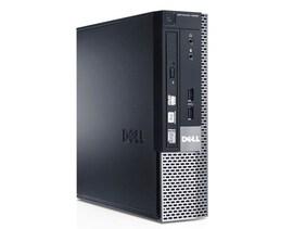 Komputer stacjonarny Dell Optiplex 9020 USFF i5 - 4 generacji / 8 GB DDR3 / 120 GB SSD / KLASA A