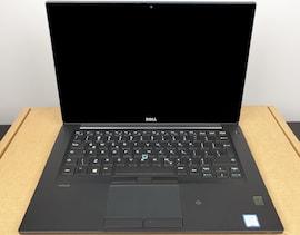 Laptop Dell Latitude 7480 i7 - 6 generacji / 16 GB / 120 GB SSD / 14 HD / Klasa A-