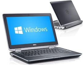 Laptop Dell Latitude E6320 i5 - 2 generacji / 8 GB / 240 GB SSD / 13,3 HD / Klasa A -