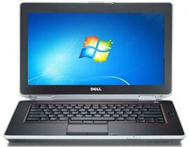 Laptop Dell Latitude E6420 i5 - 2 generacji / 4GB / 120GB SSD / 14 HD+ / Klasa A-