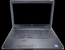 Laptop Dell Precision 3520 WorkStation i5 - 6440HQ / 16GB / 240 GB SSD / 15,6 FullHD / M620 / Klasa B
