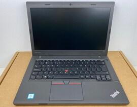 Laptop Lenovo ThinkPad L460 i5 - 6 generacji / 16 GB / 480 GB SSD / 14 HD / Klasa A