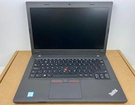 Laptop Lenovo ThinkPad L460 i5 - 6 generacji / 8 GB / 480 GB SSD / 14 HD / Klasa A