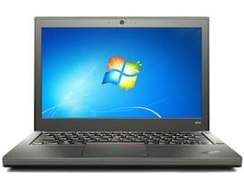 Laptop Lenovo ThinkPad T470s i5 - 7 generacji / 8GB / 120GB SSD / 14 FullHD / Klasa A-