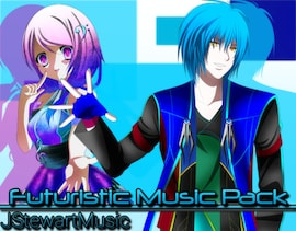 RPG Maker VX Ace - JSM Futuristic Music Pack (PC) - Steam Key - GLOBAL