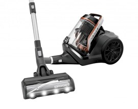 Bissell Vacuum Cleaner Smartclean Advanced Bagless, Power 770 W, Dust Capacity 3 L, 80 Db, Black